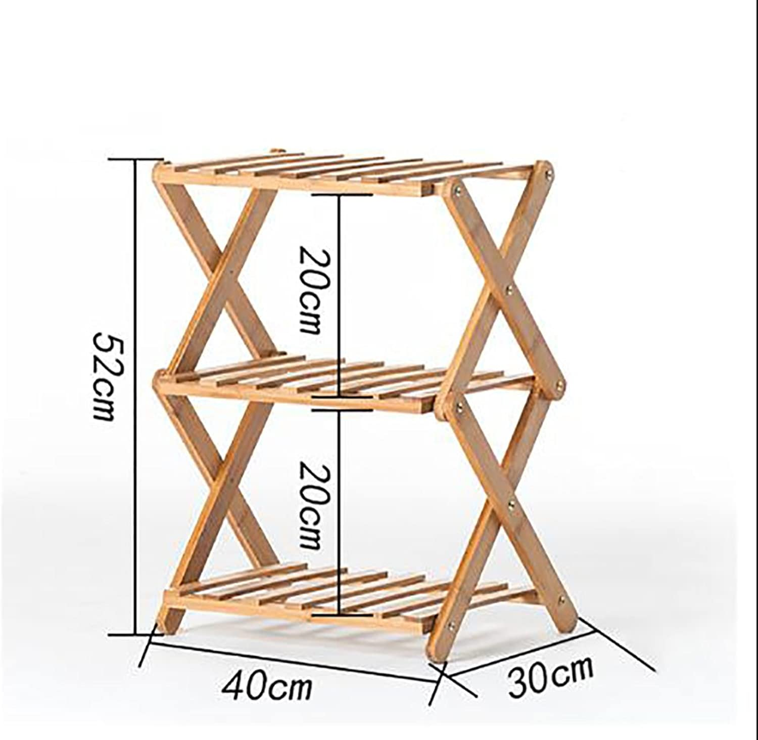 shoes Bench Organizing Rack shoes Racks Multi - Layer Simple shoes Cabinet Solid Wood shoes Shelves Dust - Proofing Modern Simple shoes Racks (Size   4052cm)