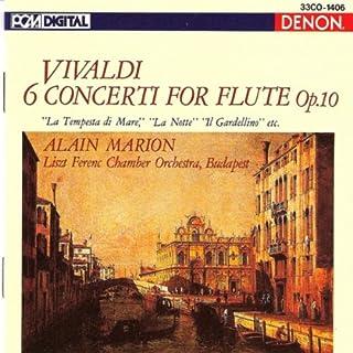 6 Flute Concerti
