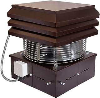 Extractor de humo Extractores de humo para chimeneas para