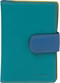 Evie Leather Passport Holder