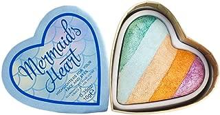 Makeup Revolution I Heart Makeup Highlighter, Mermaids Heart, 10g