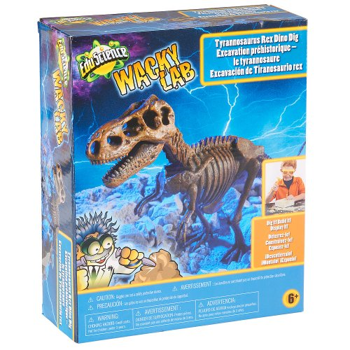 Edu Science Wacky Lab Dino Dig - T-Rex by 5Star-TD