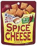 亀田製菓 スパイスチーズ チリペッパー(30g)