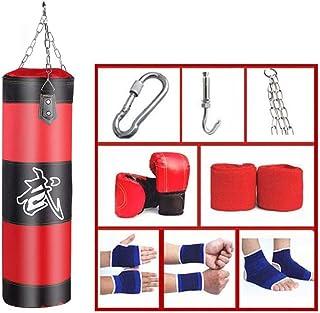 Vobor Saco de Arena de Boxeo Vertical Saco de Arena de Columna Inflable para Adultos de Espesor para Taekwondo