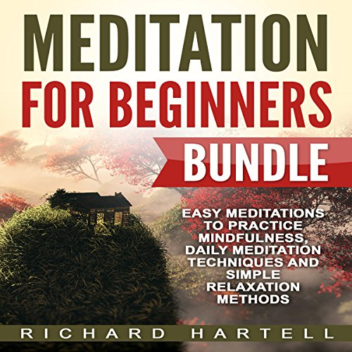 Meditation for Beginners Bundle audiobook cover art