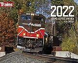 Trains Across America 2022 Calendar