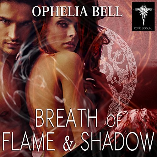 Breath of Flame and Shadow audiobook cover art