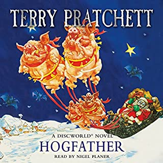 Hogfather cover art