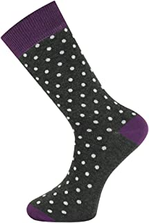 Mysocks Colourful Polka Dot Socks