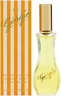 Giorgio Beverly Hills For Women, Eau De Toilette Natural Spray, 3 Fl.oz (Packaging May Vary)