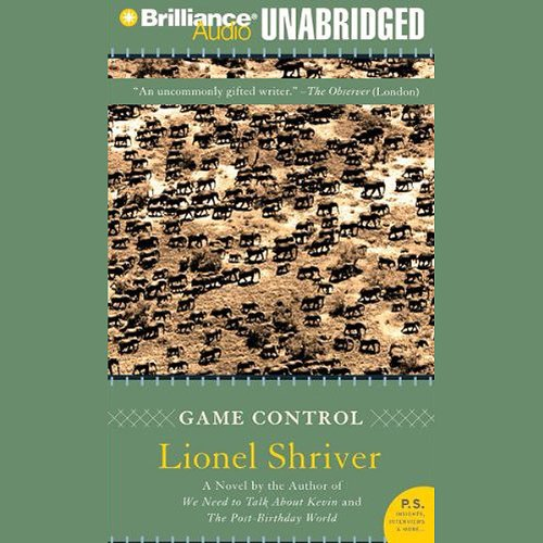 Game Control audiobook cover art