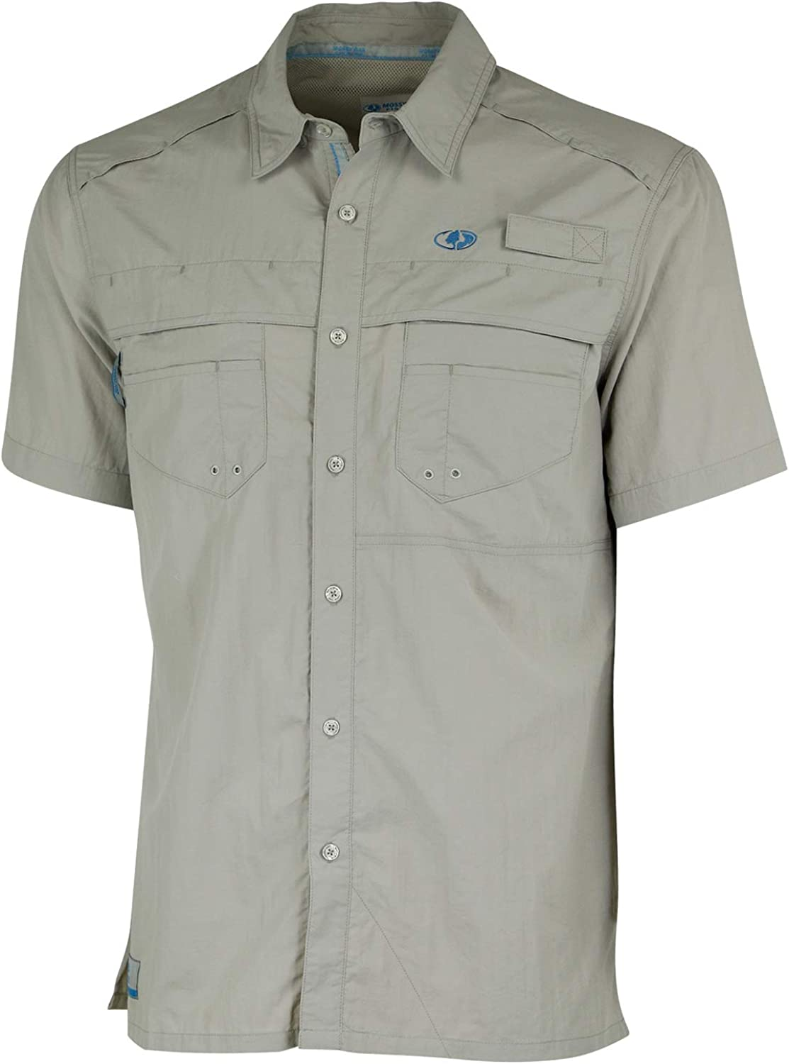 Mossy Oak Fishing Shirts 25% OFF for Men Dry UPF Protect Max 51% OFF Sun Quick with