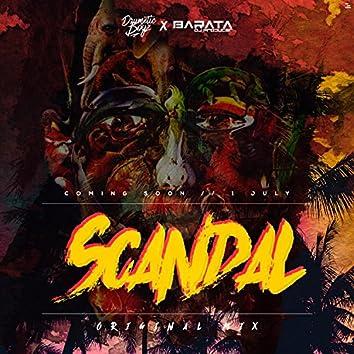 Scandal (feat. DrumeticBoyz)