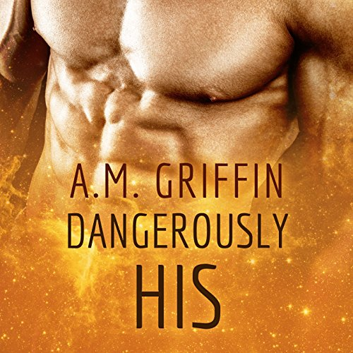 Dangerously His audiobook cover art