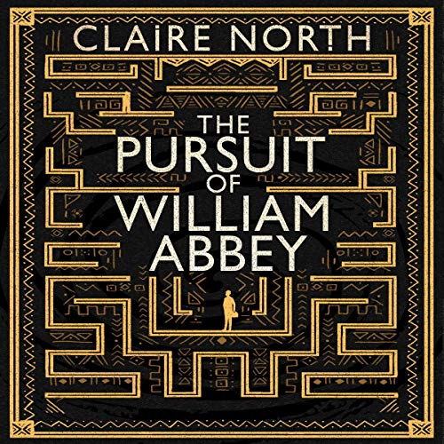 The Pursuit of William Abbey audiobook cover art