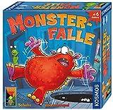 モンスターがすむ家 / Monster-Falle: Für 2-4 Spieler