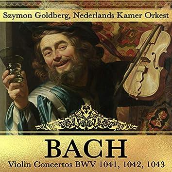 Bach Violin Concertos BWV 1041, 1042, 1043