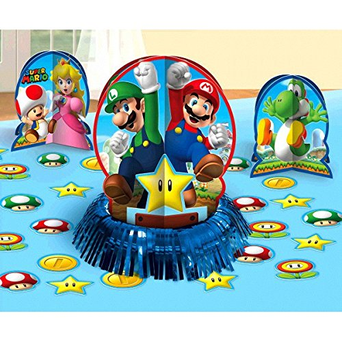Super Mario Tisch