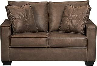Ashley Furniture Signature Design - Terrington Contemporary Upholstered Loveseat - Harness
