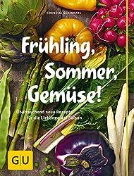 GU-Kochbuch: Frühling, Sommer, Gemüse!