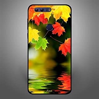 Huawei Honor 8 Autumn Leaves, Zoot Designer Phone Covers