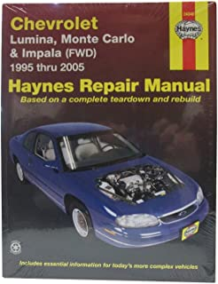 Best 2004 impala manual Reviews