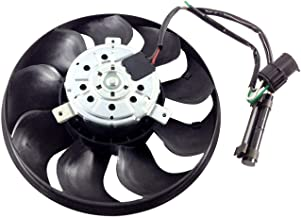 TOPAZ 99662413500 Auxiliary Engine Cooling Fan Motor Assembly for Porsche 911 Boxster 97-04