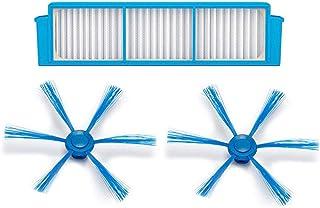 Doppia Testina e aspirapolvere Centrale Bocchetta di Ricambio per aspirapolvere e tappeti per Philips Midea Haier Lake Panasonic Diametro Interno 35 mm KingBra