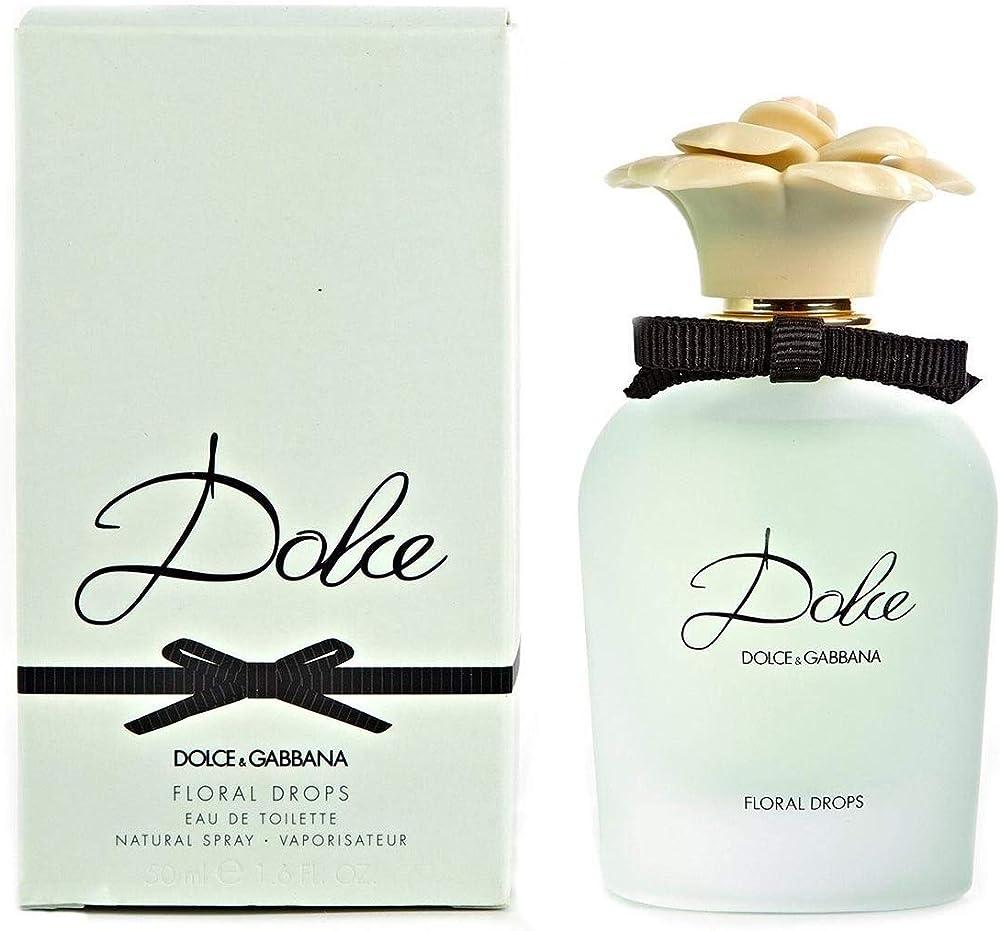 Dolce&g dolce floral dr edt va 75ml eau de toilette da donna 10010590