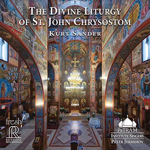 The Divine Liturgy of St. John Chrysostom: No. 15, Second Litany of the Faithful