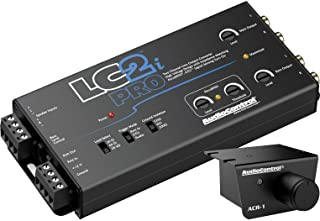 $129 » AudioControl LC2i PRO 2-Channel Line Output Converter with Impedance Matching, AccuBASS, GTO, Audio Signal Sense, 12V Turn...