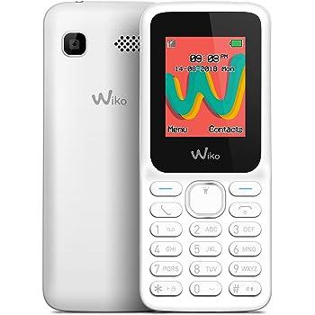 "WIKO Lubi5 Plus – Teléfono móvil Libre con Teclas de 1,8"" (Dual ..."