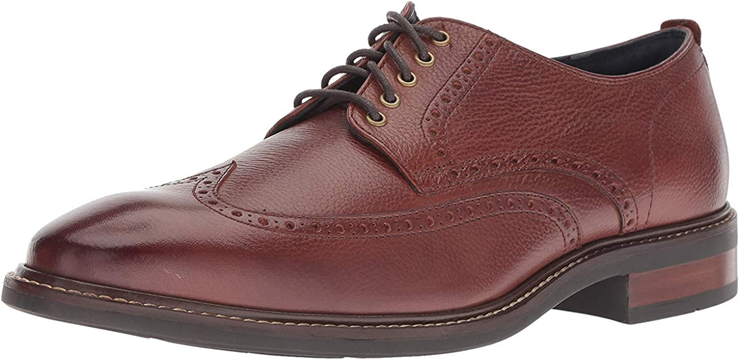 Cole Haan Men's Watson Outlet SALE Oxford NEW Casual Wingtip