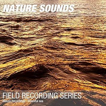 Nature Recordings - Peaceful sea