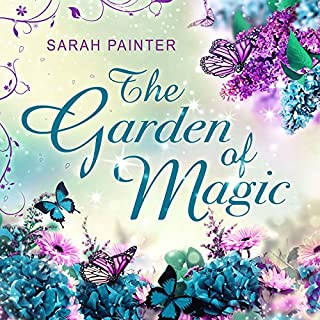 The Garden of Magic audiobook cover art