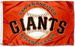WinCraft San Francisco Giants Orange Flag and Banner