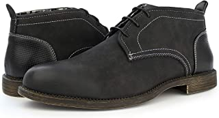 MERRYLAND Men's Classic Desert Chukka Boot