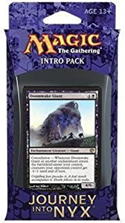 Magic the Gathering (MTG) Journey Into Nyx Intro Pack / Theme Deck –..