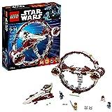 LEGO Star Wars Jedi Starfighter with Hyperdrive 75191 Building Kit (825 Piece), Multi