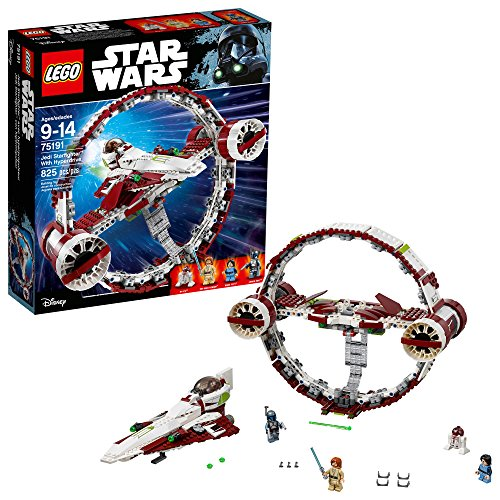 LEGO Star Wars 75191 Jedi Starfighter™ With Hyperdrive