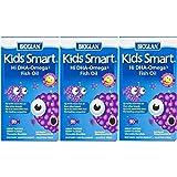 Best Fish Oil For Kids - Bioglan Kid's Smart Omega 3 Fish Oil Chewable Review