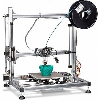 """Velleman K8200 3D Printer, 1 Grade to 12 Grade, 24.4"""" Height, 19.7"""" Wide, 16.5"""" Length"""