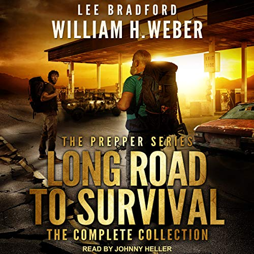 Long Road to Survival: The Complete Box Set: A Post-Apocalyptic Survival Thriller