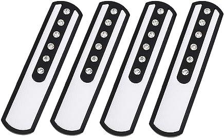 Gereton Espejo retrovisor para beb/é rotaci/ón Ajustable Espejo retrovisor para beb/é a Prueba de roturas rotaci/ón de 360 Grados Seguro e inastillable