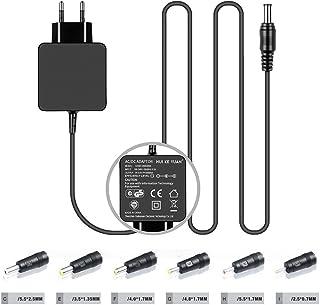 HKY 9V Cargador Universal para Reproductor de DVD portátil, Schneider SPDV 7716 Schneider SCD 710 Spin, Mpman PDVS7013, Muse Chaine Audio M-690, Tablet Woxter Nimbus 97Q 98Q 98RQ, Impresora, escánere