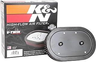 K&N HD-0900 Filtro de Aire para Harley Davidson Sportster Screamin' Eagle Element 88-12 Moto