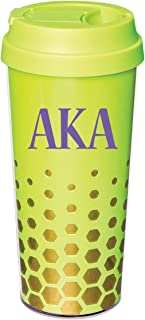 Alexandra And Company Coffee Tumbler, Alpha Kappa Alpha