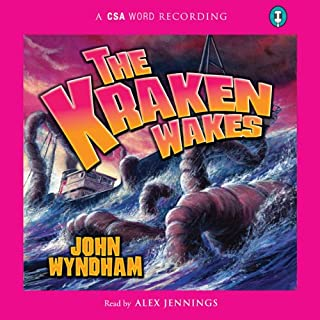 The Kraken Wakes cover art