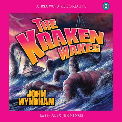 The Kraken Wakes audiobook cover art