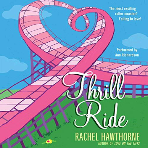Thrill Ride audiobook cover art